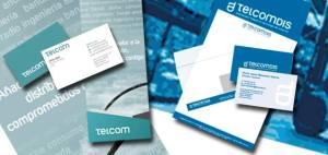 Desarrollo de imagen Corporativa Telcom, S.A
