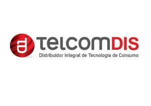 Diseño nuevo logotipo Telcomdis