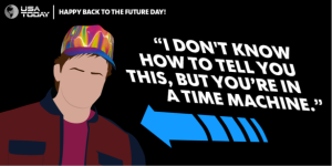 USA TODAY Back to the Future